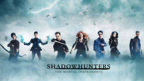 Shadowhunters HD Wallpaper