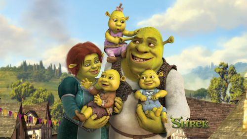 Shrek Hd Wallpaper for Desktop and Mobiles