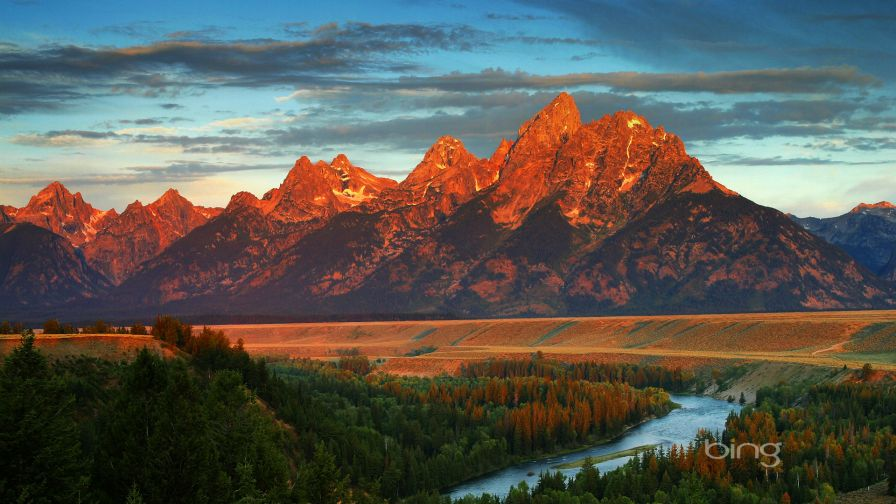 Snake River Overlook HD Wallpaper