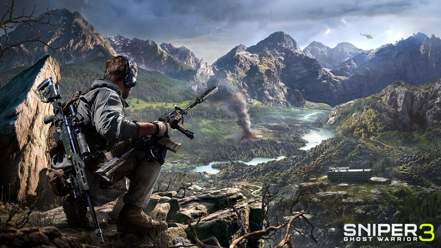 Sniper Ghost Warrior 3 Hd Wallpaper for Desktop and Mobiles