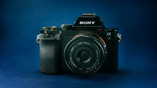 Sony A7 camera HD Wallpaper