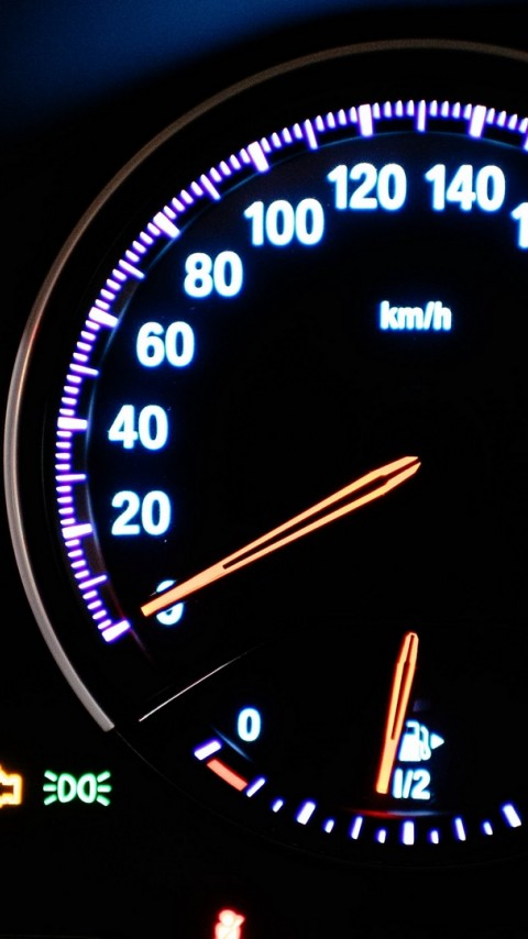 Speedometer numbers HD Wallpaper