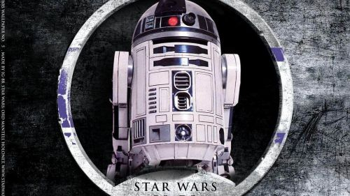Star Wars R2D2 HD Wallpaper