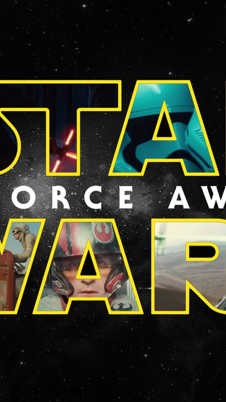 Star Wars The Force Awakens Wallpaper for Desktop and Mobiles