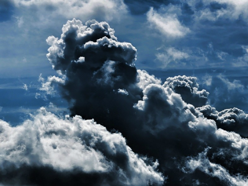 Storm Cloud HD Wallpaper