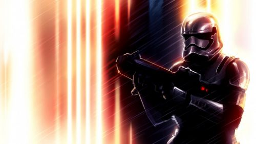 Stormtrooper HD Wallpaper available in different dimensions