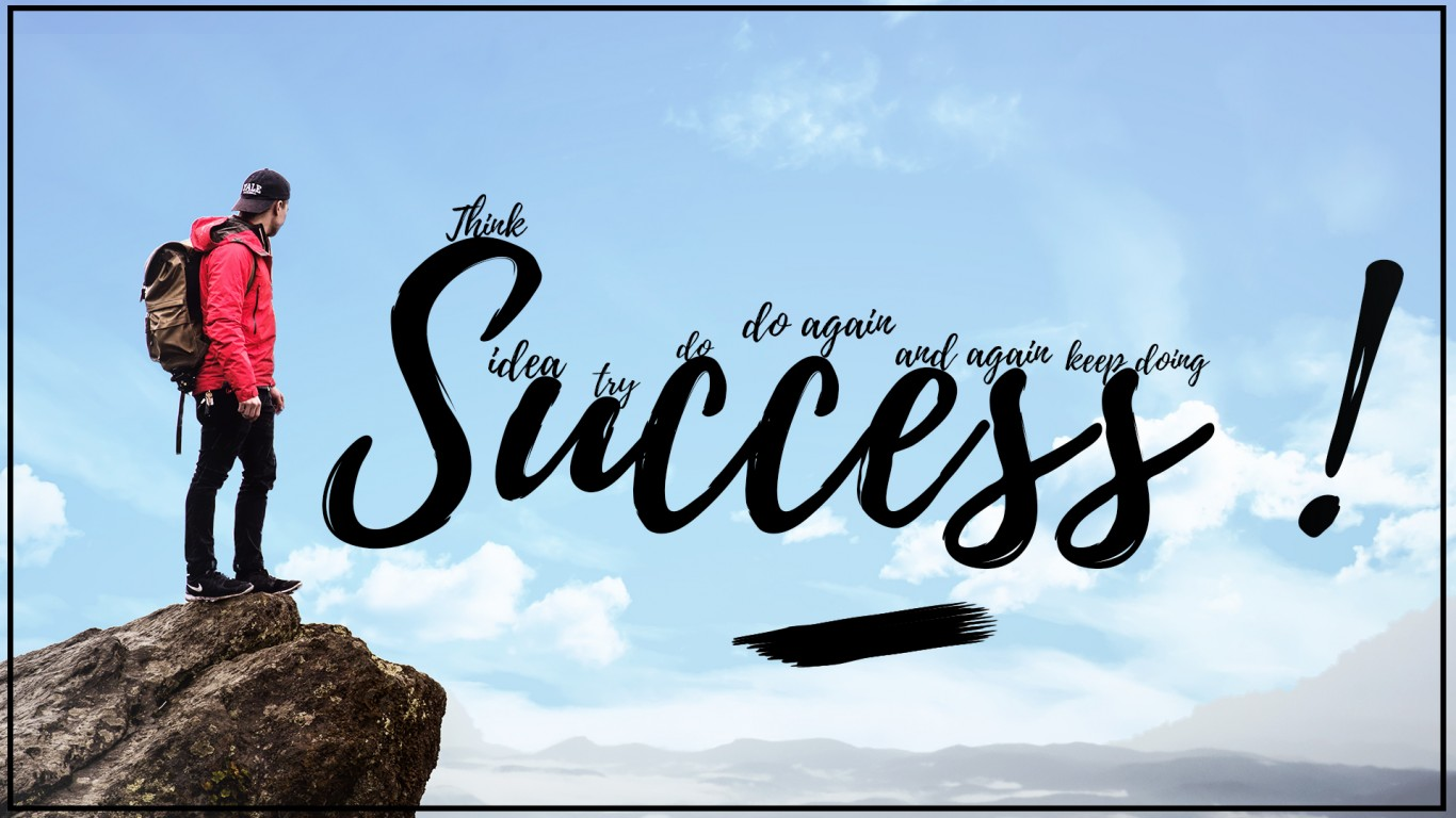 SUCCESS ! HD Wallpaper