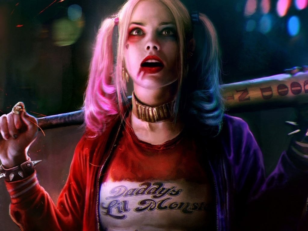 Suicide squad HD Wallpaper