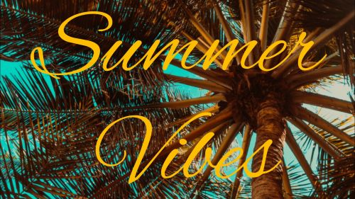 Summer vibes HD Wallpaper