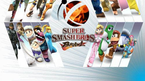 Super Smash Brothers Brawl HD Wallpaper