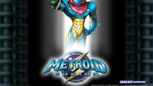 Metroid Fusion Standing Samus HD Wallpaper