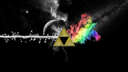 The Dark Side of the Moon HD Wallpaper
