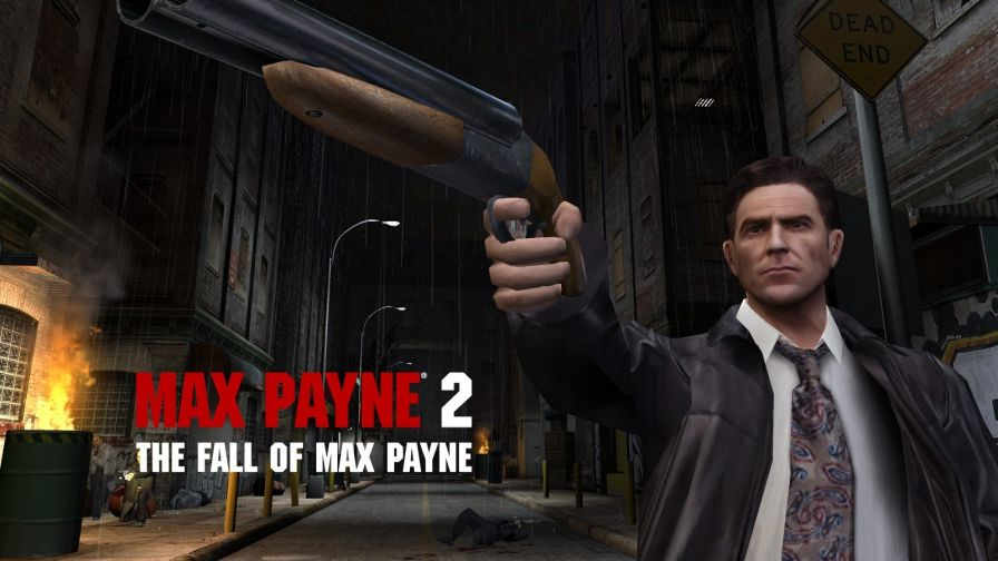 The fall of Max Payne HD Wallpaper