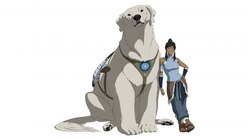 The legend of korra cover HD Wallpaper
