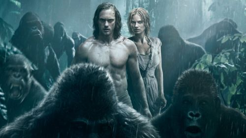 The Legend of Tarzan Wallpaper for Desktop and Mobiles
