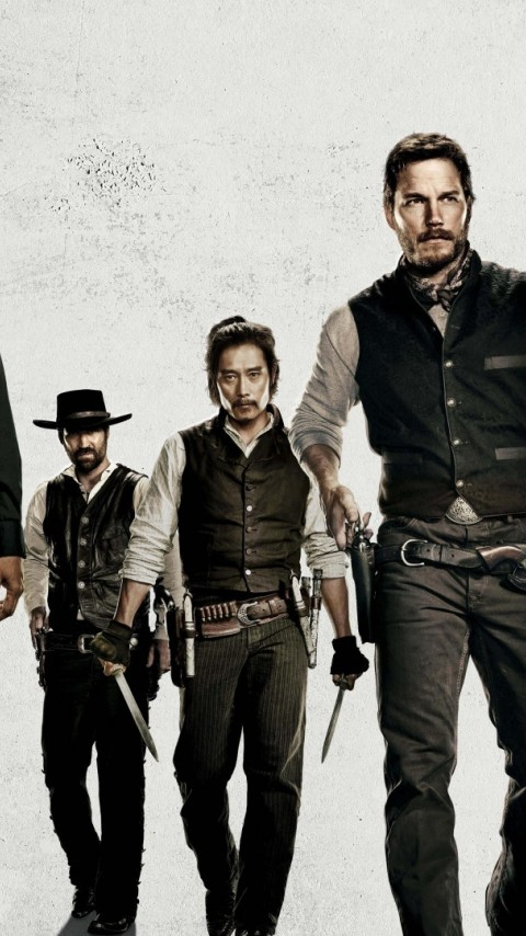 The magnificent seven HD Wallpaper