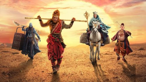 The monkey king 2 HD Wallpaper