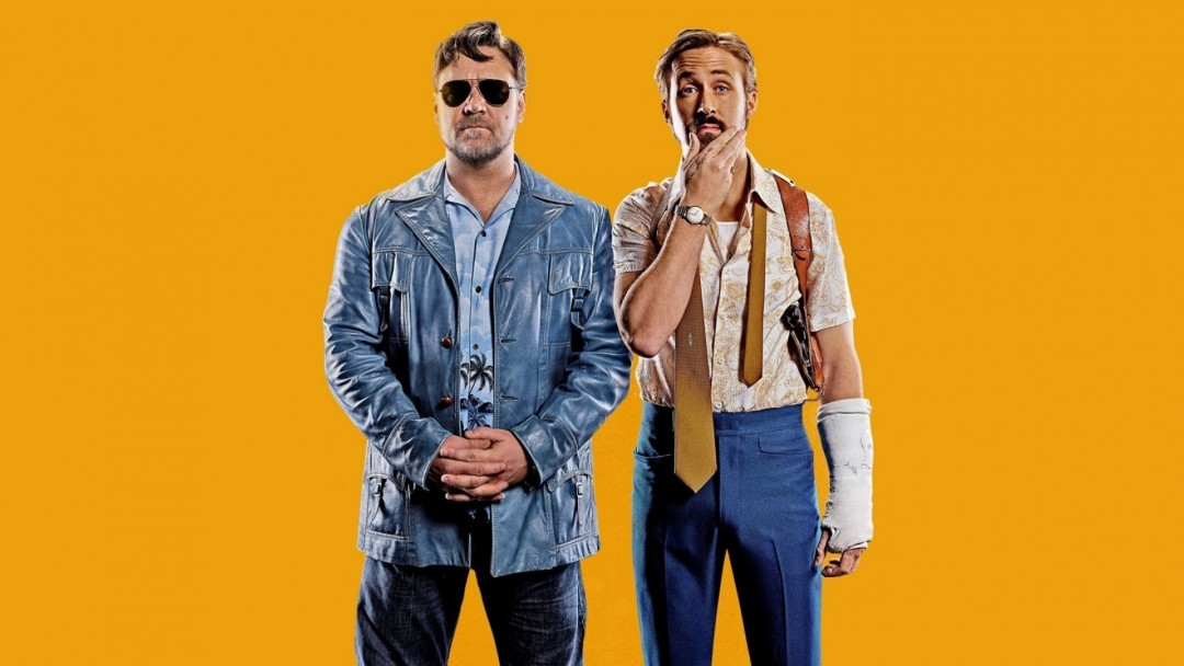The nice guys HD Wallpaper