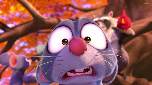 The Nut Job 2: Nutty by Nature HD Wallpaper