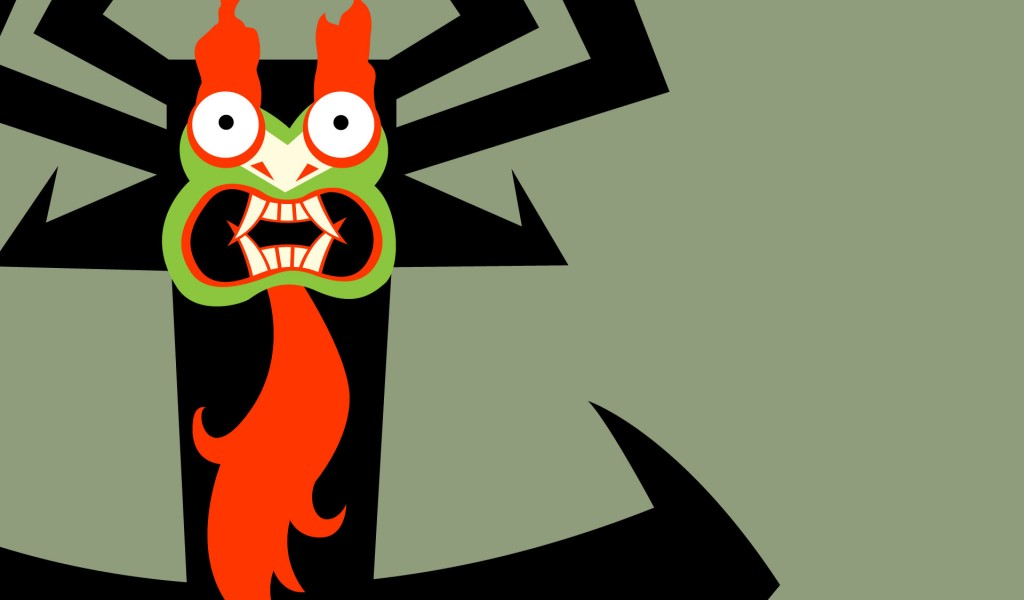 The Story of Aku HD Wallpaper