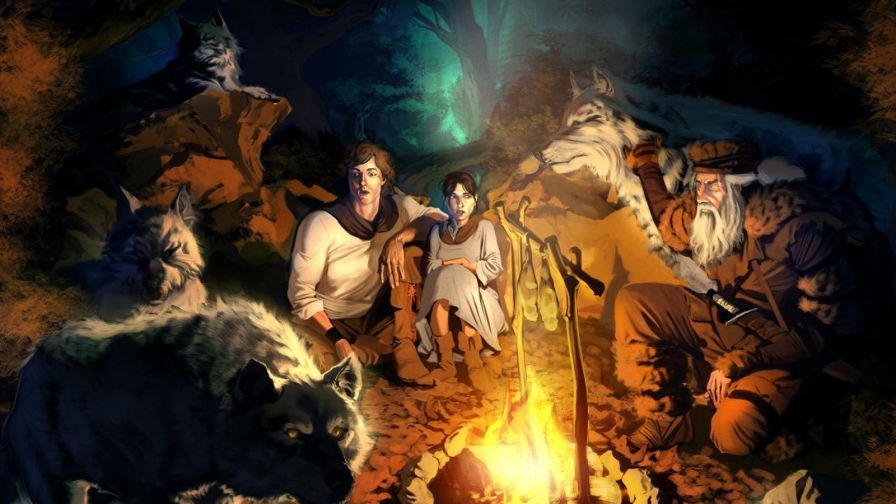 The Wheel of Time HD Wallpaper