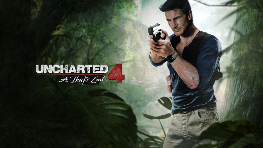 Uncharted 4 Background 4k Hd Wallpaper For Desktop And Mobiles