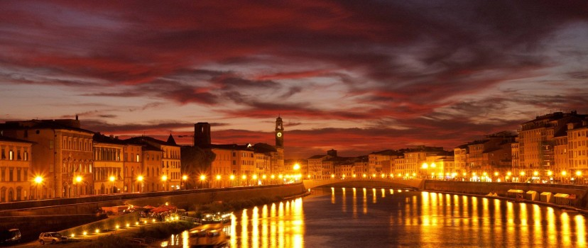 Venice at Night HD Wallpaper