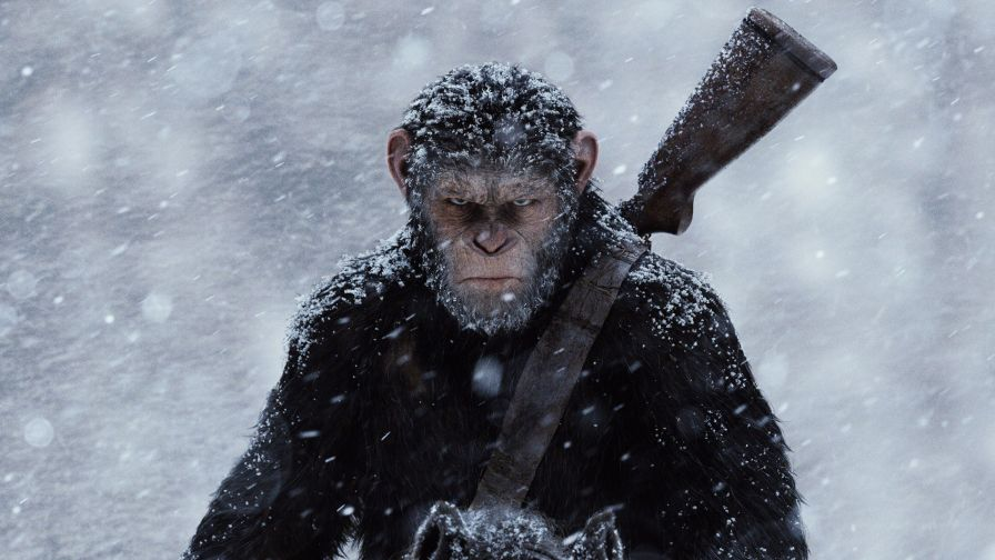 War for the Planet of the Apes Wallpaper for Desktop and Mobiles