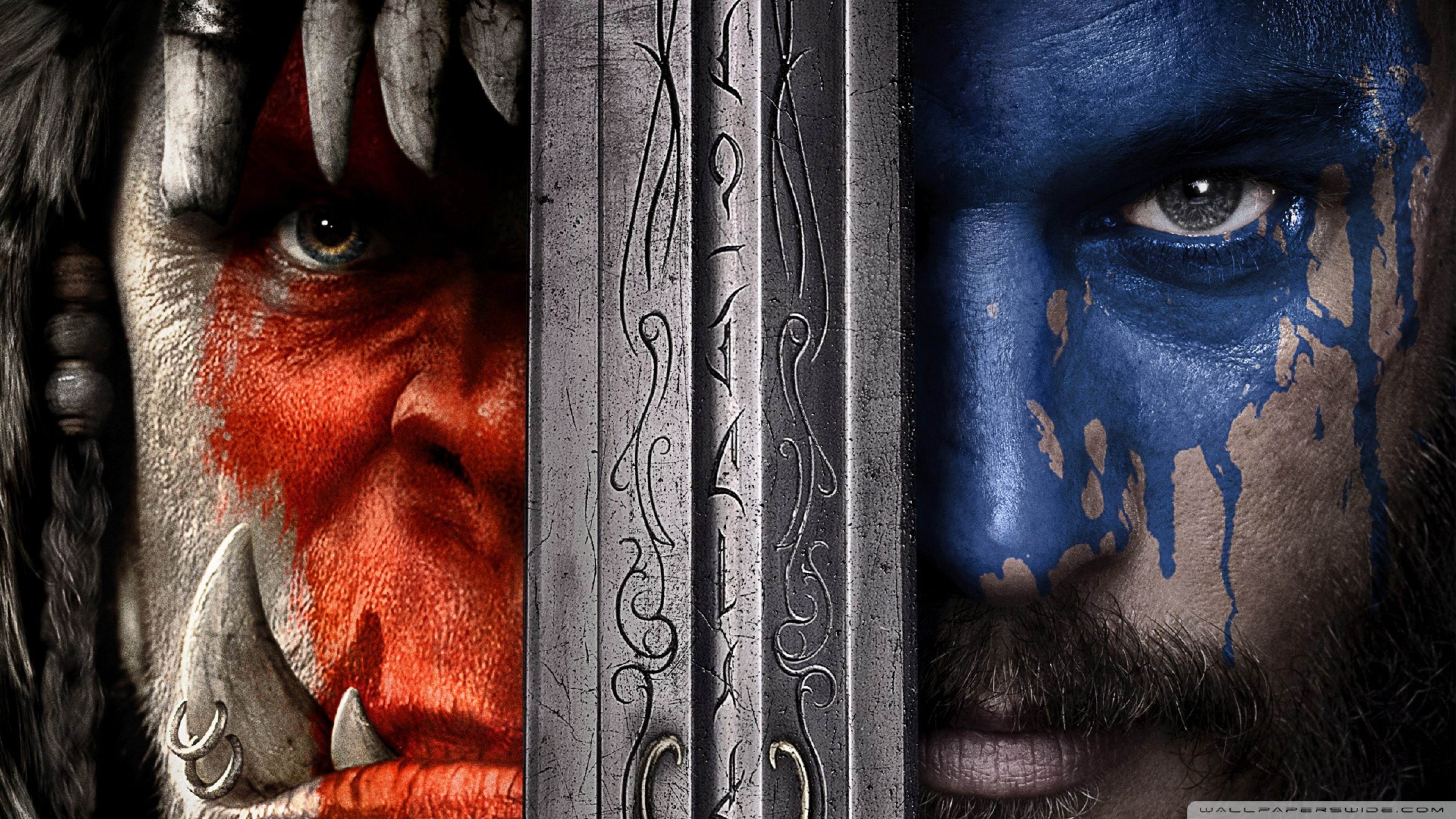 World of Warcraft Movie Hd Wallpaper for Desktop and Mobiles