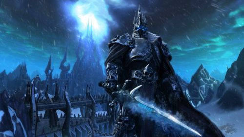 World of Warcraft Wrath of the Lich King HD Wallpaper