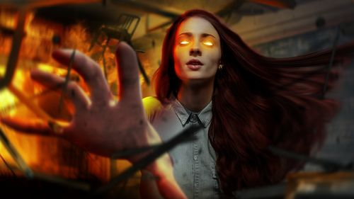 X-Men Dark Phoenix HD Wallpaper