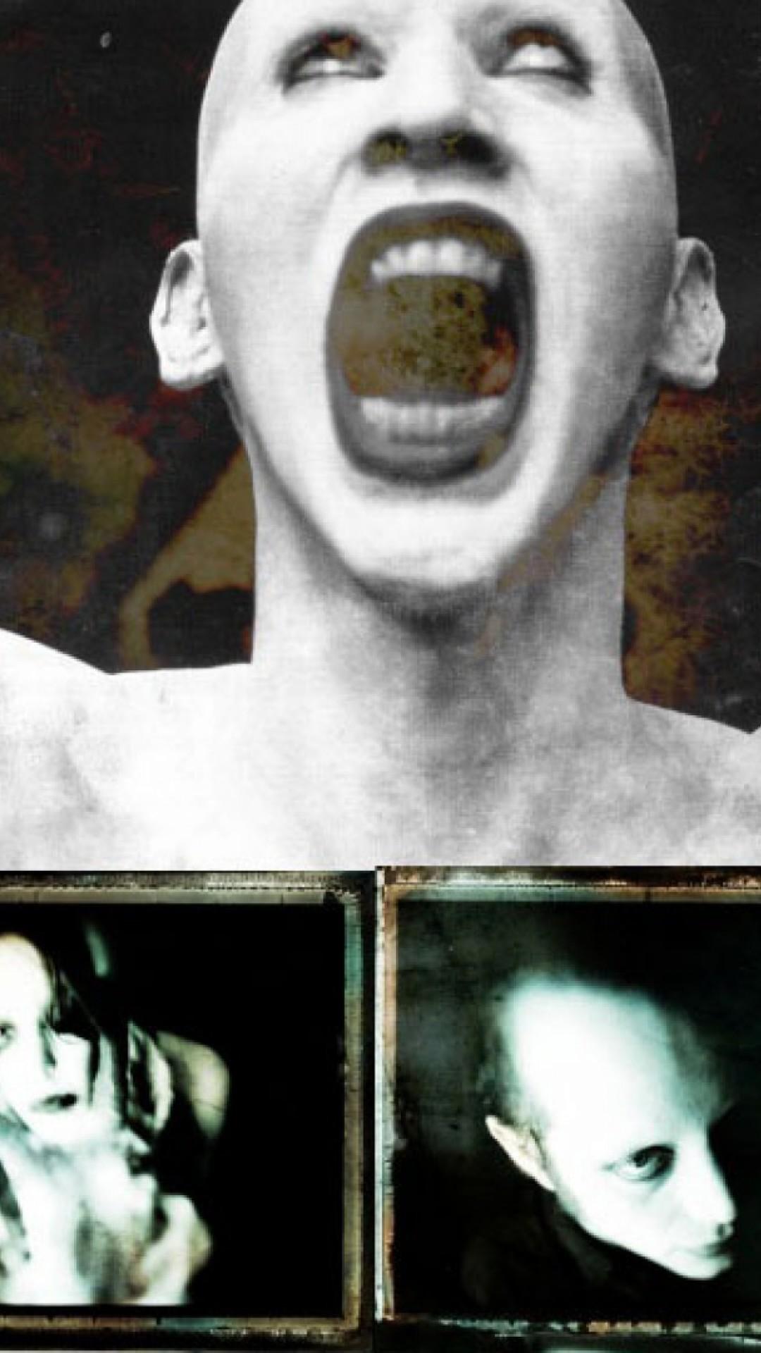 Marilyn Manson Sweet Dreams Hd Wallpaper Iphone 6 6s Plus Hd