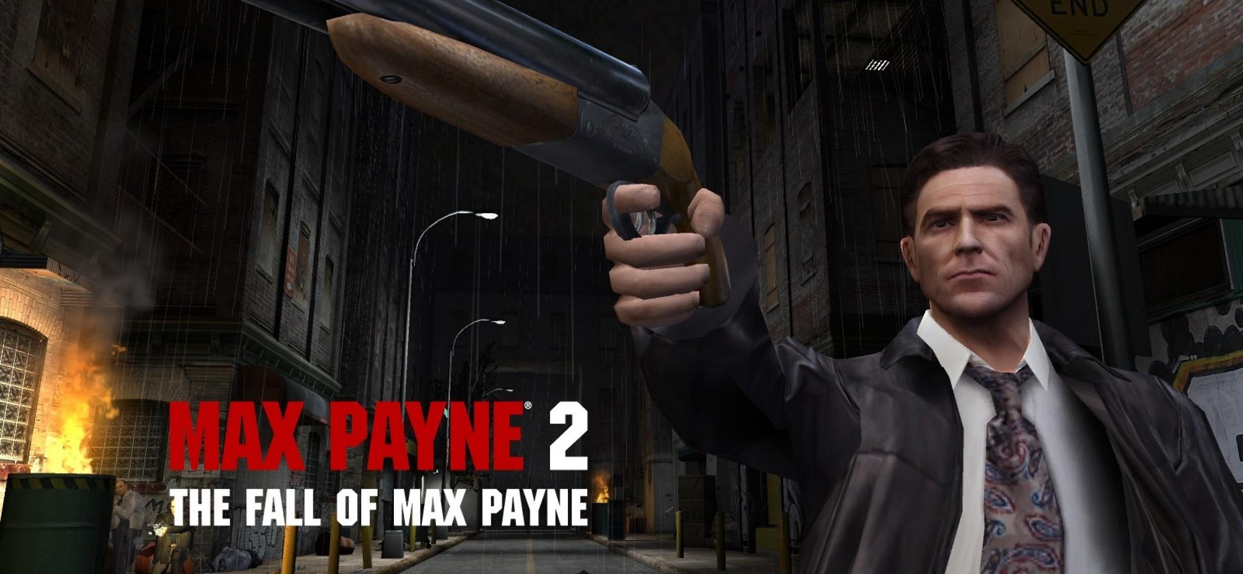 The Fall Of Max Payne Hd Wallpaper Iphone X Hd Wallpaper