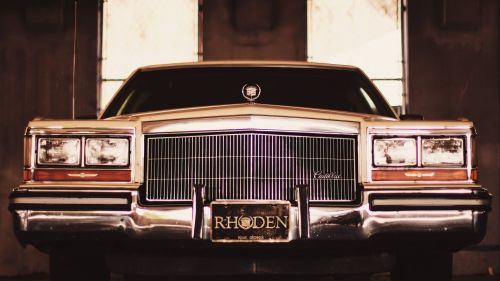Cadillac Brougham HD Wallpaper