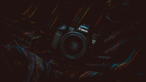 Canon DSLR HD Wallpaper