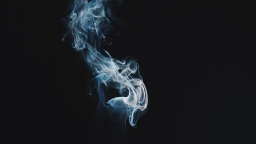 Colored smoke HD Wallpaper