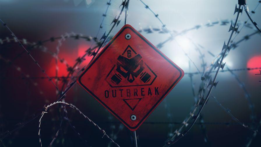 Download Rainbow Six Siege Outbreak 4k Wallpaper For Desktop