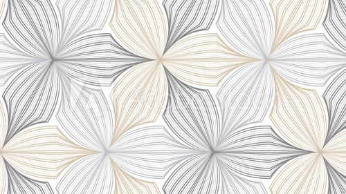 Flower pattern HD Wallpaper
