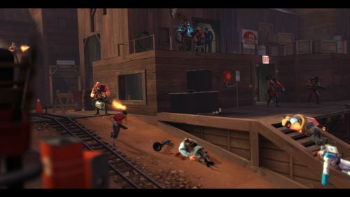 Free Download Team Fortress 2 Hd Wallpaper for Desktop and Mobiles