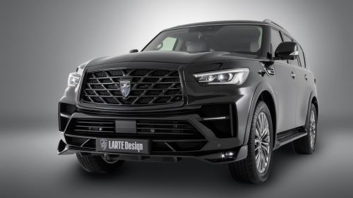 Infiniti QX80 HD Wallpaper