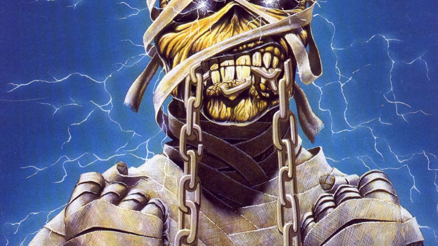 Iron Maiden HD Wallpaper