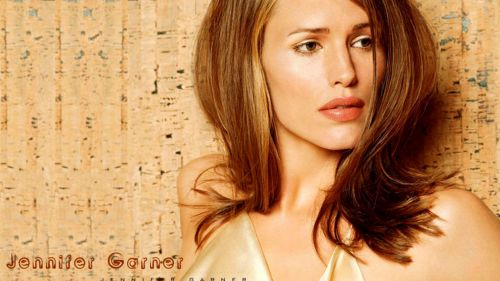 Jennifer Garner face HD Wallpaper