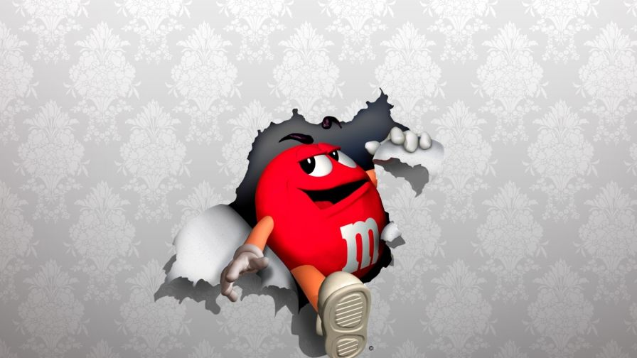 M&M Chocolate Wallpaper for Desktop and Mobiles