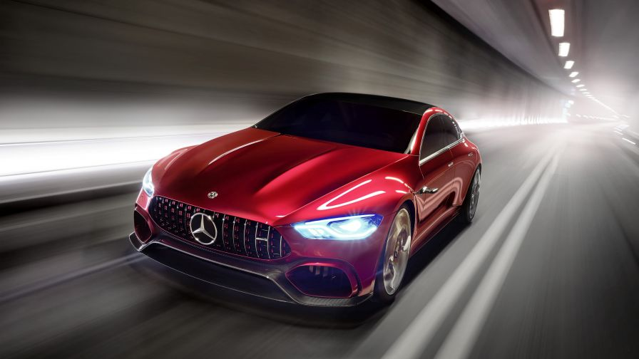 Mercedes Amg Gt Car Hd Wallpaper for Desktop and Mobiles