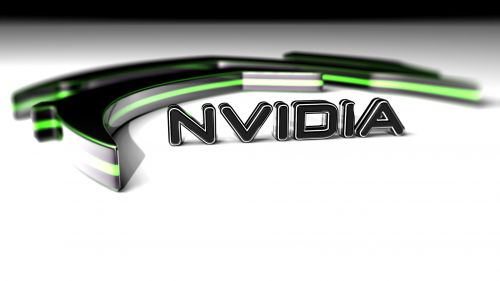 Nvidia logo HD Wallpaper