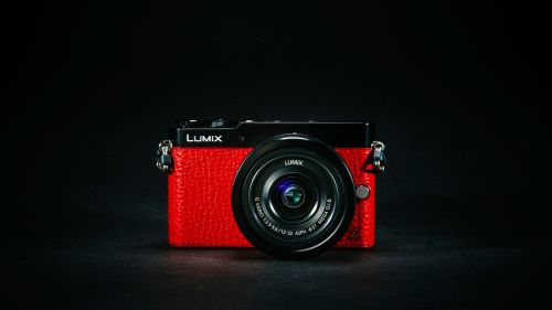 Panasonic Lumix camera HD Wallpaper