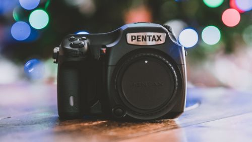 Pentax camera HD Wallpaper