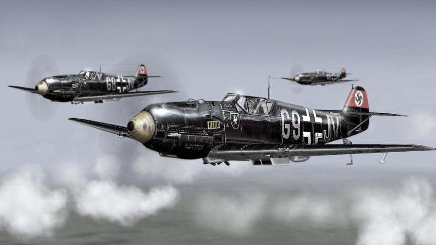 World War II German Luftwaffe HD Wallpaper - Wallpapers.net